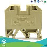 Разъем терминального блока Jut2-6 винта рельса DIN