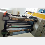 革材料の自動切断およびRewinder機械
