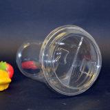 De alta qualidade do copo plástico transparente com tampa