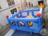 幼児のためのSeaworldの屋外の膨脹可能な運動場