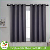 Aceitar cortinas curtas em linha do ilhó da alta qualidade do OEM