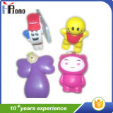 Pu Stress en forme de jouet en forme d'animal