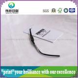 Étiquette de papier de luxe de coup d'impression (plastique, petits)