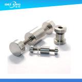 Kundenspezifisches Metalteil-Aluminium zerteilt CNC, der Roboterarm-Verbindung maschinell bearbeitet