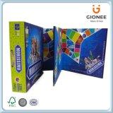 Progettare il contenitore per il cliente di regalo stampato del cartone