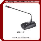 Mej.-115 de Professionele Getelegrafeerde Samenkomende Microfoon van de goede Kwaliteit
