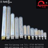 Dimmable 가벼운 포도 수확 전구 T30 E27 오래된 Edison LED 필라멘트 전구 LED 필라멘트 전구