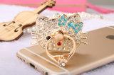 지능적인 전화 다이아몬드 금속 대 홀더를 위한 보편적인 반지 그립