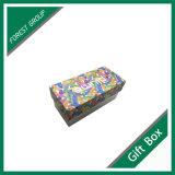 Cajas de papel de la joyería de lujo de fábrica