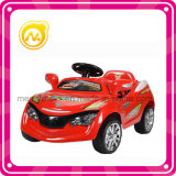 2017 de Grappige Rit van de Baby op het Stuk speelgoed van de Auto van de Afstandsbediening van het Speelgoed