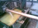 真鍮の金属のアルミ合金の連続的な水平の鋳造機械
