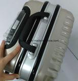 Портативный алюминиевый мешок вагонетки рамки, случай багажа перемещения изготовленный на заказ PC OEM материальный с колесами