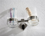 (2310) las ventas calientes de accesorios de baño sostenedor del vaso material del acero inoxidable