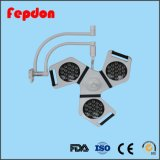 Luz Shadowless móvel da operação cirúrgica do diodo emissor de luz do carrinho (YD02-LED3S)