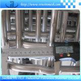 Acoplamiento de la armadura del acoplamiento de la pantalla de acoplamiento de alambre de acero inoxidable