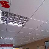Decoración interior de colgar los paneles de techo de aluminio impermeables artísticos