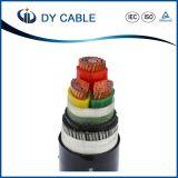 0.6/1kv XLPE/PVC Hüllen-Kupfer-Leiter-Energien-Kabel