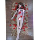 Nieuwe Doll van het Geslacht van het Silicone van de Hoogste Kwaliteit van 135cm Levensechte met Skelet