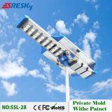 Migliore illuminazione solare di modo dell'indicatore luminoso di via di watt LED di qualità 80 alta con il prezzo di fabbrica