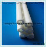 Doppio lumen del catetere di plastica di TPU per il coperchio chirurgico della protezione di bordo della ferita