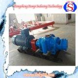 Pompe à incendie à haute pression entraînée par moteur diesel de pompe de vis de pompe
