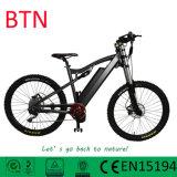 Bicicleta elétrica escondida quadro da montanha da bateria 1000W do PAS do Ce