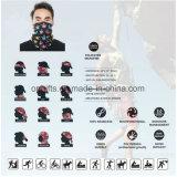 Microfiber Headwear 다기능 밴대나 Headwear 선전용 주문 옥외 스카프