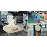 1.0L commerciële Elektrische Mixer met de Molen van de Korrel van Twee Molens