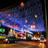 옥외 LED 거리 훈장 크리스마스 공 휴일 빛