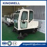 三輪の閉じる電気道掃除人(KW-1900F)
