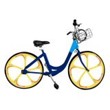 E 공중 도시 자전거 또는 니스 보기 공중 자전거 몫 시스템