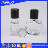 миниая милая стеклянная бутылка 5ml с пластичной бутылкой эфирного масла дух крышки винта