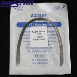 Collegare elastico rotondo Ovoid usato ortodontico dell'arco di Niti