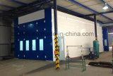 Jf 최신 트럭 페인트 부스 큰 공간 청결한 자동 룸