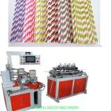 Paja de papel que hace la máquina para la paja de beber
