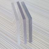 La feuille solide du meilleur polycarbonate UV le meilleur marché 10 ans de garantie