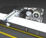 Luft-Messer-Systems-Flasche, die zentrifugales Gebläse trocknet
