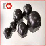 DIN1587 Wholesale schwarze Hexagon-Kapselmutter-Abdeckung-Mutter