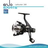 O giro novo seleto do pescador/reparou o carretel do equipamento de pesca do carretel (caçador 200 do gato)