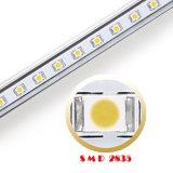 Sala de limpeza da iluminação do diodo emissor de luz nenhuma lâmpada 595 x do teto do diodo emissor de luz do quadrado 0-10V Dimmable 48W 5000k da cintilação luz de painel 595