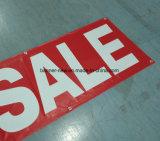 Напольное изготовленный на заказ печатание рекламируя знамя PVC винила блока вне (SS-VB90)