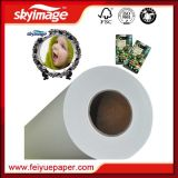 60inch 1.52m Fw 45GSM Jumbo Roll Sublimation Transfer Paper Non-Curl com Ms-Jp High Speed