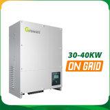 Sistema di generatore di energia solare del legame 100kw di griglia per uso industriale