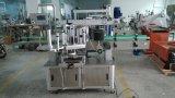 Máquina de etiquetas Multifunction automática para o frasco liso redondo de Sqaure