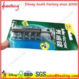 OEM Blister Paper Card Packaging Box / Blister Cards Packaging