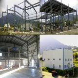 세네갈에 있는 가벼운 강철 구조물 Prefabricated 건물