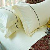 5星のホテルのEmbrodered簡単な様式の枕箱(WSPC-2016018)