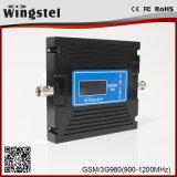 Aumentador de presión celular de interior de la señal del teléfono móvil de la red 3G para el hogar