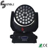 36*10W LED RGBW 4in1 LED 이동하는 헤드 세척 효력 빛 (HL-005YS)