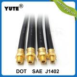 Yute SAE J1402 tuyaux d'air de 3/8 pouce pour le circuit de freinage